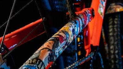 Rammebeskyttelse fra Riesel design på Bikester.no