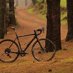 Gravel bike-design