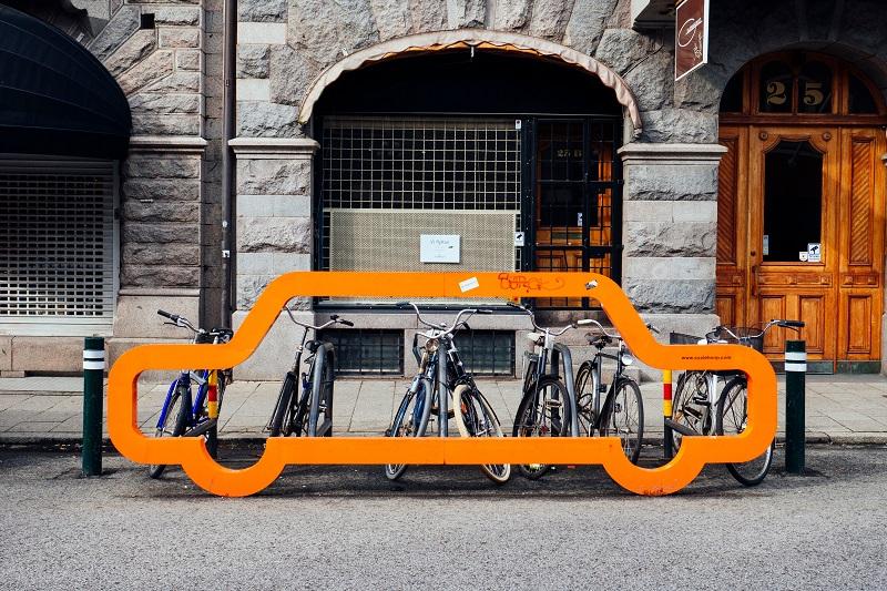 Sykkelverksted Sykkelstativ