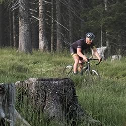 Den moderne gravel biken