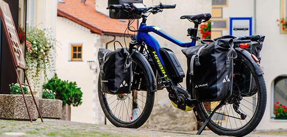 Haibike  El-sykler Trekking